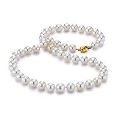 Classic Mastoloni Pearl Strand!  www.Houstonjewelry.com