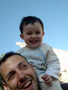 Sergio pai e filho