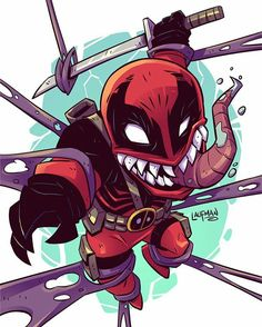 Chibi Venompool