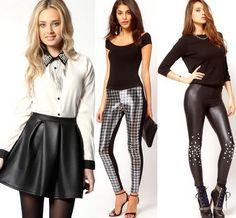 Одежда для подростков осень-зима 2013-2014