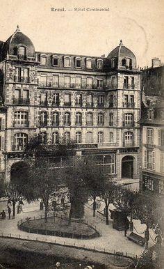 Brest ~ Hôtel Continental