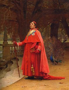 While we wait for the cardinals at the Vatican to make up their minds about the new Pope, let's enjoy some paintings by Jehan Georges Viber. Edgar Alan Poe, Jean Georges, New Pope, Catholic Memes, Artist Materials, Fine Art, Roman Catholic, Kirchen, Painting Prints
