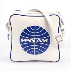 Pan Am Innovator Vintage White now featured on Fab.