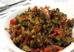 Resep Pare Nenek Tips Supaya Pare Tidak Pahit Oleh Dapurvy Resep Makanan Dan Minuman Resep Makanan Enak
