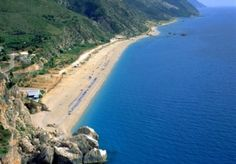 beautiful beach in Lefkada ;]