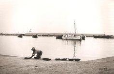 Historia de Formentera en papel: Puerto de La Savina