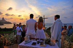 Singelo casamento em Fernando de Noronha. Foto: Chico Bala