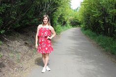 Spring Style= Dresses and converse