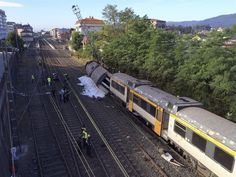 """""""Llevamos mucho tiempo insistiendo a Fomento que el tren no debe pasar a tanta velocidad por el núcleo urbano"""""""