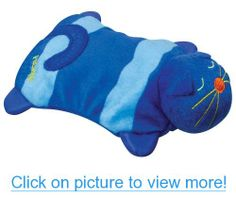 Petstages 305 Kitty Cuddle Pal Cat Toy – Soft, Soothing, and Comforting Microwaveable Plush Stuffed Pillow, Blue Catnip Toys, Pet Toys, Interactive Cat Toys, Kitten Toys, Pet Mice, Cat Pillow, Cat Supplies, Cuddles, Cool Cats