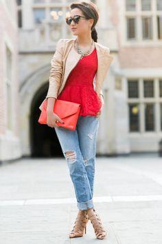 Coole Outfits für kleine Frauen - jetzt auf gofeminin.de!