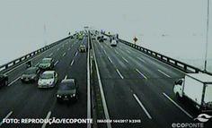JORNAL O RESUMO: Ponte trânsito bom. Via de acesso para a Região do...