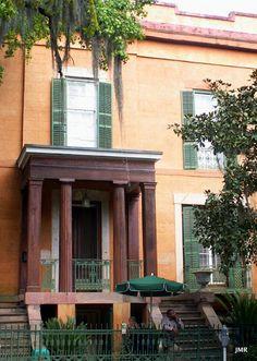Italian Renaissance Home Savannah GA Photo By Brian Brown