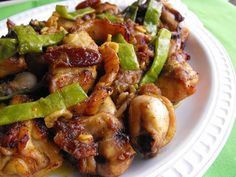 Coelho frito na Actifry Portuguese Recipes, Portuguese Food, Actifry, Kung Pao Chicken, Food Inspiration, Potato Salad, Gluten Free, Tasty, Cooking