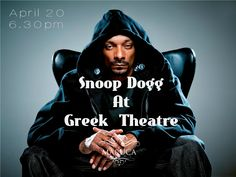 Who wanna listen to Snoop Dogg live performance in Los Angeles? Snoop Dogg will perform with Wiz Khalifa and Cypress Hill at The Greek Theatre Thursday at 6.30pm #TheMarucagroup #losAngeles #GreekTheatre #SnoopDogg#CypressHill #livePerformance #kanyewest#jayz#justinbieber#photooftheday#picoftheday#like4like#chrisbrown#nickiminaj #wizkhalifa #amberrose #grammys #spotifyparty #sebastiantaylorthomaz #amberroses #val #wizkhalifanow  #blacklove