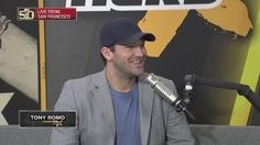 Tony Romo Says He Has No Interest in a Broadcast Career When He Retires