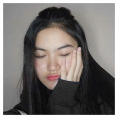 Filipina Girls, Ulzzang Korean Girl, Bad Girl Aesthetic, Uzzlang Girl, Girl Photography Poses, Asia Girl, Pretty Girls, Black Hair, Girly