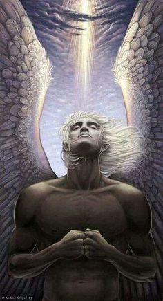 Archangel Raziel - Angel of secrets
