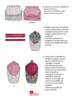 Diy Bags Patterns, Sewing Patterns, Fabric Boxes, Rope Basket, Couture Sewing, Handmade Bags, Patches, Crafty, Purses