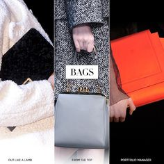 Handbag Trends for Fall 2013
