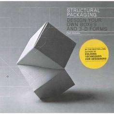 Resultado de imagen de Structural Packaging: diseño de sus propias cajas y las formas en 3D