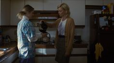 The Kitchen Scene: In the movie Young Adult (2011) the movie builds up the main character, Mavis's, huge and profound life changing experience (she's an asshole and a terrible alcoholic) only to end it undone by a conversation with a deluded other character, Sandra, resulting in Mavis's rejection of change. I love this so much because it is so much truer in real life in comparison to normal Holly Wood journeys. We watch a documentary and be vegans for a week as Reitman says.