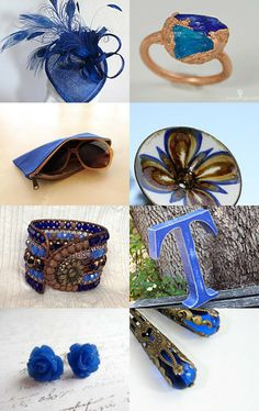 Cobalt Blue by Tronell on Etsy--Pinned with TreasuryPin.com
