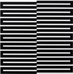 #Unequal #stripes by Vera Molnar