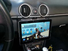 Add a Samsung Galaxy or Apple iPad to Your Car's Dash with This DIY Removable Tablet Mount « Car Mods