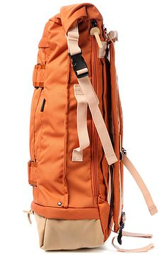 The Metro 2 XL Backpack in Rust @handicraftplus http://www.leatherhandmadebag.com