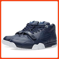 ea050b4dd36 nike air trainer 1 mid SP fragment mens hi top trainers 806942 sneakers  shoes (us 8.5