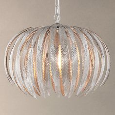 Buy John Lewis & Partners Montserrat Mini Silver Leaf Ceiling Light from our Ceiling Lighting range at John Lewis & Partners. Hall Lights Ceiling, Semi Flush Ceiling Lights, Ceiling Chandelier, Room Lights, Unique Chandelier, Ceiling Fans, Lounge Lighting, Hall Lighting, Living Room Lighting