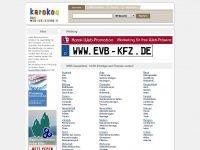 karokoa.com Webseite Vorschau