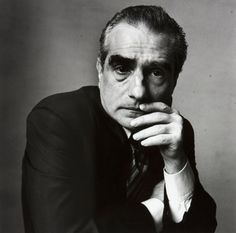 Martin Scorsese by Irving Penn,                                                                                                                                                                                 More