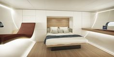 Alen Yacht 68 | Projects | Foster + Partners