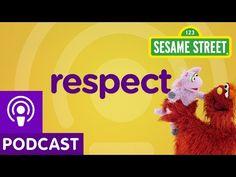 Sesame Street: Respect (Word on the Street Podcast) - YouTube