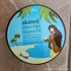 Testujeme kozmetiku : Bio panenský kokosový olej Organic Coconut Oil, Moisturiser