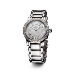 David Yurman Classic 30mm Quartz Timepiece with Diamonds