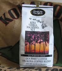 Kona coffee... SO many childhood memories... I love you, Billie and Papa! <3