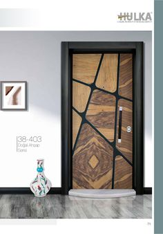 Elegant door design You are in the right place about wooden doors indoor Here we offer you the most beautiful pictures about the wooden doors pattern . Home Door Design, Door Gate Design, Bedroom Door Design, Door Design Interior, Wooden Door Design, Main Door Design, Wooden Doors, Restaurant Interior Design, Interior Doors