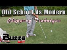 (18) Old School vs Modern Chipping - YouTube