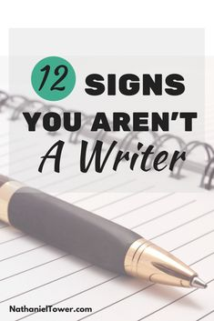 Wondering if you're a real writer? You aren't a real writer unless you can pass this test. Give it a shot and see if you are a real writer! Writer Tips, Book Writing Tips, Writing Resources, Writing Help, Writing Skills, Writing Prompts, Writing Ideas, Writing Software, Persuasive Writing