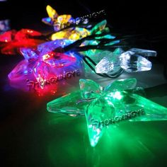 13,DIY,garden solar ornaments lights,