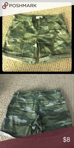 Army Shorts 98% Cotton Shorts