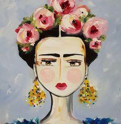 Painting Inspiration, Art Inspo, Papaya Art, Drip Art, Buch Design, Rose Art, Amazing Art, Watercolor Paintings, Art Drawings