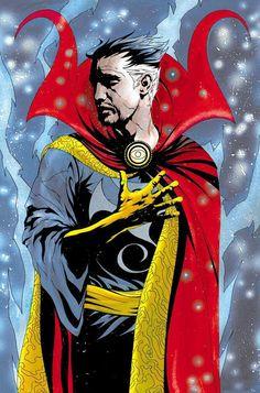 Doctor Strange by Jae Lee