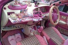 Tunear el interior de un coche también es decoración o no?