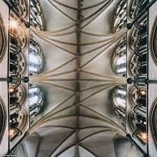 Crazy vault, Lincoln cathedral