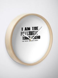 A design as a gift for every friend and fan who loves tennis. For a birthday present. Every tennis player is happy to receive a gift from a son or daughter, wife or husband and friends. For a fun day on the tennis court. BTNNS tennis match, tennis is life, tennis racket, tennis ball, tennis legend, hot tennis legend, legend on tennis court, funny tennis shirt, buy tennis shirt, funny tennis saying, tennis player gift, gift for tennis players, legend, legendary, gift idea, psychotic tennis… Tennis Legends, Tennis Shirts, Tennis Match, Psychotic, Tennis Players, Tennis Racket, Daughter, Husband, Fan
