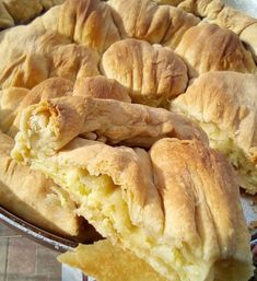 Πω πω νοστιμιές!! τι ωραίο φύλλο τραγανό που έχει αυτή η πρασόπιτα.. Apple Pie, Favorite Recipes, Bread, Cooking, Desserts, Foodies, Drop Cloths, Recipies, Kitchen